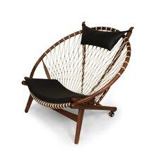 The Hoop Papas an Chair by Stilnovo