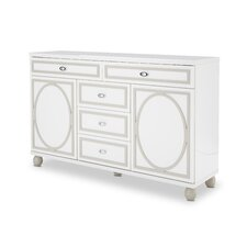 Sky Tower 5 Drawer Dresser by Michael Amini (AICO)