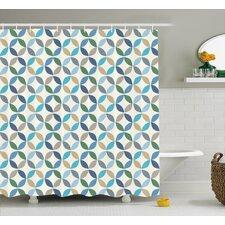 Fairlee Stripes Decor Shower Curtain