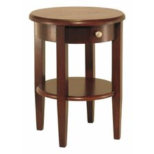 Concord End Table by Luxury Home