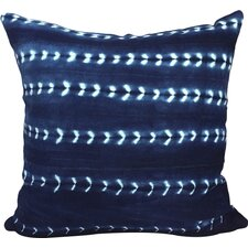 Arrow Print African Mud Cloth Pillow Cover
