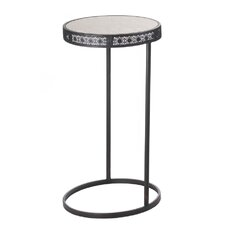 Midnight End Table by Zingz & Thingz