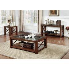 Brandenburg 3 Piece Coffee Table Set by Red Barrel Studio