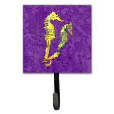 Seahorse Wall Hook by Caroline's Treasures