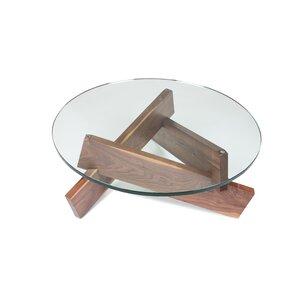 plank coffee table | wayfair