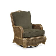 Shorewood Swivel Glider Armchair by Braxton Culler