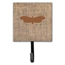 Moth Wall Hook by Caroline's Treasures