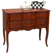 Et Cetera 2 Drawer French Chest by Reual James