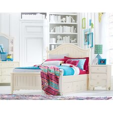 Otto Low Poster Slat Storage Customizable Bedroom Set by Viv + Rae
