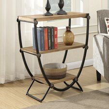 Seth 3 Tier U Frame 36 Accent Shelves by Loon Peak