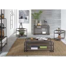 Caitlyn 4 Piece Coffee Table Set by Williston Forge