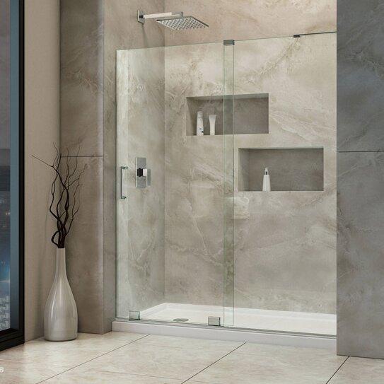 Opaque Single Shower Doors single shower door - mobroi