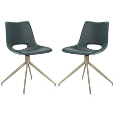 cordelia swivel side chair set of 2
