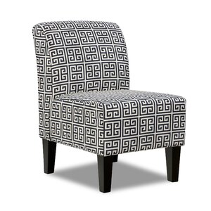 Lorenzo Slipper Chair by Simmons Upholstery