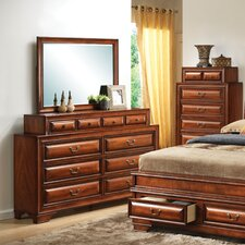 Edwardsville 10 Drawer Dresser by Darby Home Co