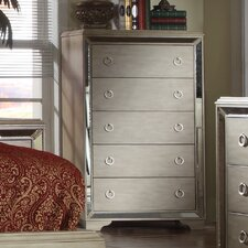 Margrett 5 Drawer Chest by Rosdorf Park