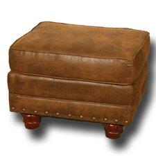 Sedona Ottoman by American Furniture Classics