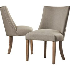 arda parsons chair set of 2