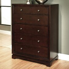 Bolton 6 Drawer Chest by Darby Home Co