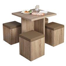 osgood 5 piece dining set - Modern Contemporary Dining Room Sets