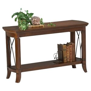 Cathedral Style Console Table by Bernards