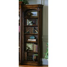 Brookhaven Right 78 Standard Bookcase by Hooker Furniture