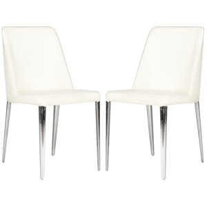 Drummaul Upholstered Dining Chair (Set of 2) by Corrigan Studio