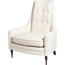 Antonio Occasional Armchair by World Menagerie