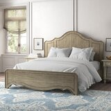 Troutt Panel Bed by Kelly Clarkson Home