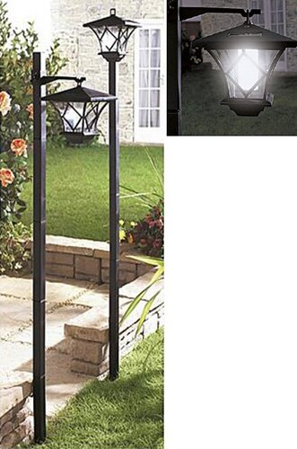Vandue corporation modern home outdoor 1 light 61 post light modern home outdoor 1 light 61 post light aloadofball Image collections
