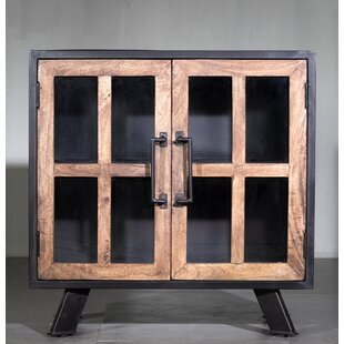 Waseca 2 Door Accent Cabinet by Williston Forge