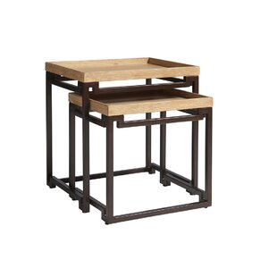Los Altos 2 Piece Nesting Tables by Tommy Bahama Home