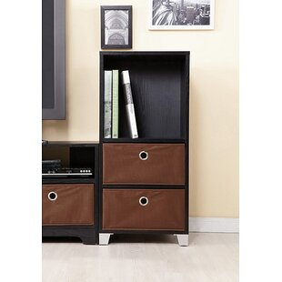 Brandee 2 Drawer Accent Cabinet by Winston Porter
