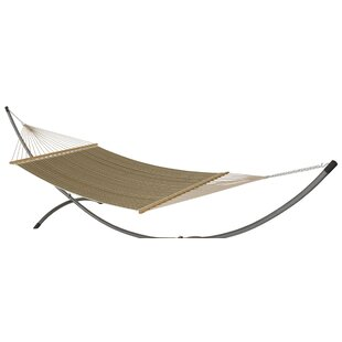 Mindi Double Hammock with Stand