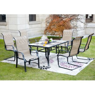 Skipper 7 Piece Dining Set