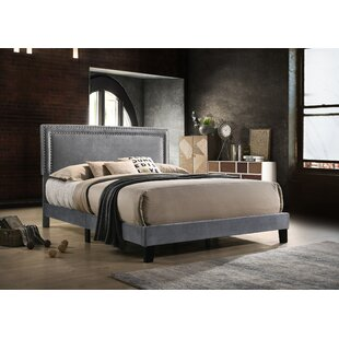 Mccants Upholstered Panel Bed by Williston Forge