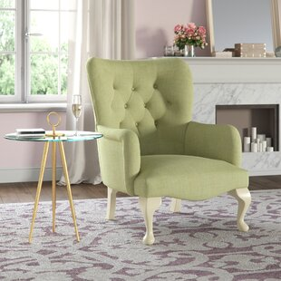 Loretta Wingback Chair By Fairmont Park
