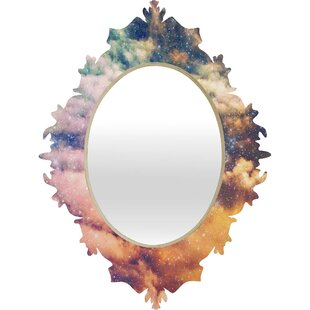 Deny Designs Shannon Clark Cosmic Baroque Accent Mirror