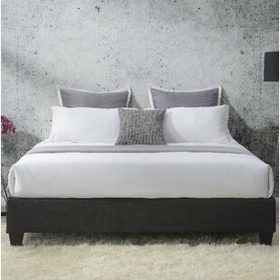 Crowell Upholstered Platform Bed