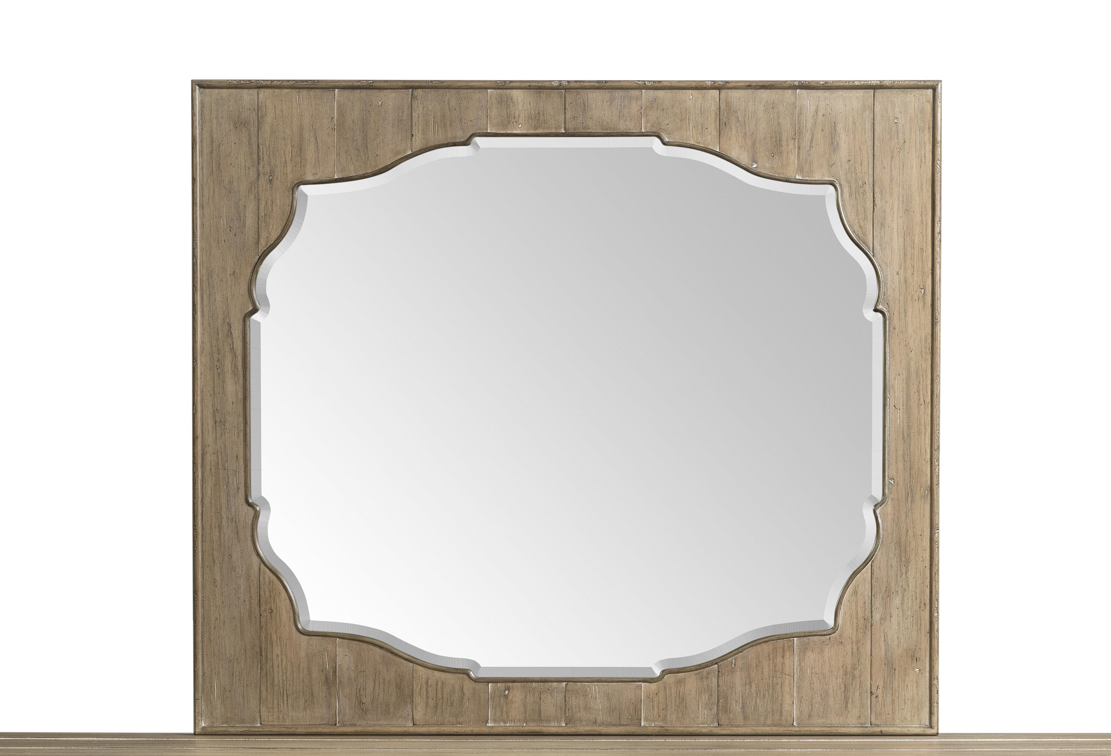 One Allium Way Benoit Wrights Landscape Cottage Farmhouse Country Beveled Dresser Mirror Wayfair