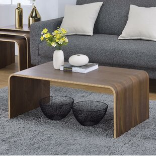 Read Reviews Dreshertown Bentwood Coffee Table By George Oliver