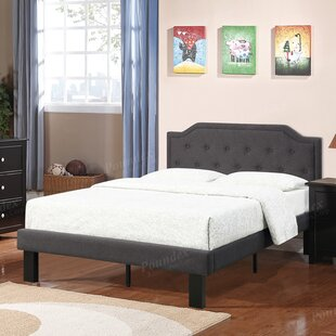 Compare Alpharetta Twin Upholstered Platform Bed by Charlton Home Reviews (2019) & Buyer's Guide