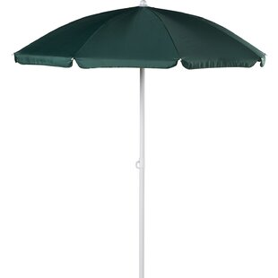 Charlton Home 5.5' Drape Umbrella