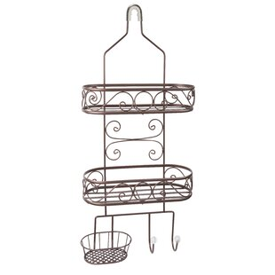 Mel Lace Shower Caddy by House of Hampton
