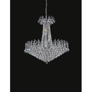 CWI Lighting Posh 22-Light Empire Chandelier