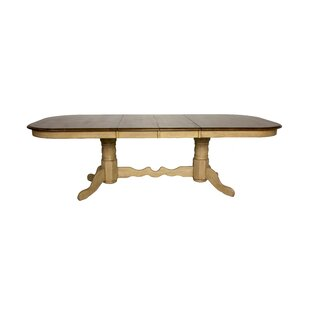 Huerfano Valley Extendable Dining Table by Loon Peak