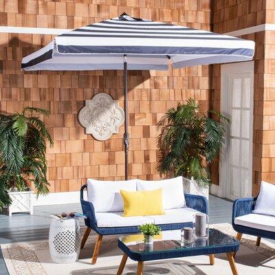 Trainor 7.5 Square Market Umbrella by Breakwater Bay Best #1