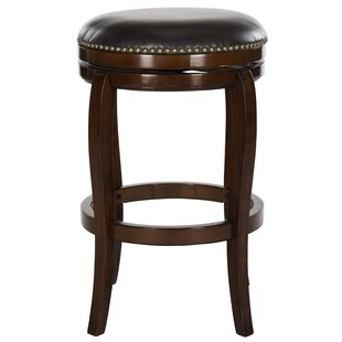 Great Price Galicia 29 Swivel Bar Stool by Charlton Home Reviews (2019) & Buyer's Guide