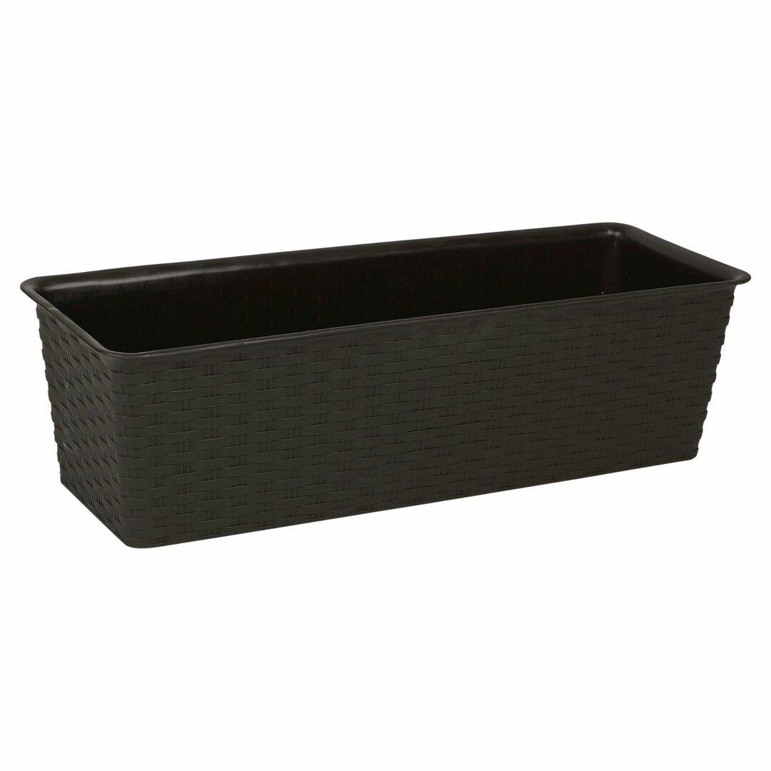 Flower Plastic Planter Box