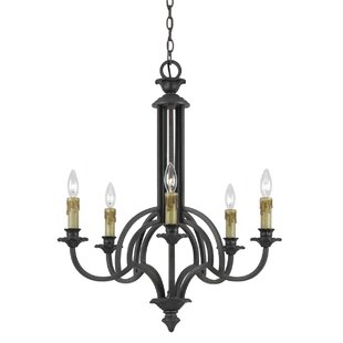 Darby Home Co Josefa 5-Light Chandelier